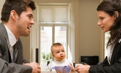 Исковое заявление об определении порядка общения с ребенком, образец