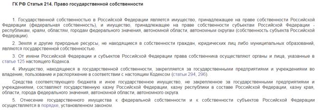 Виды собственности на недвижимость в России