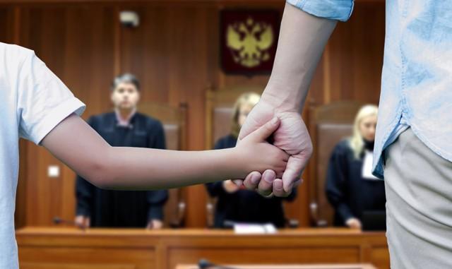 Как ограничить отца в общении с ребенком