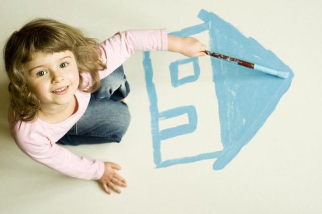 Доля ребенка при разводе родителей