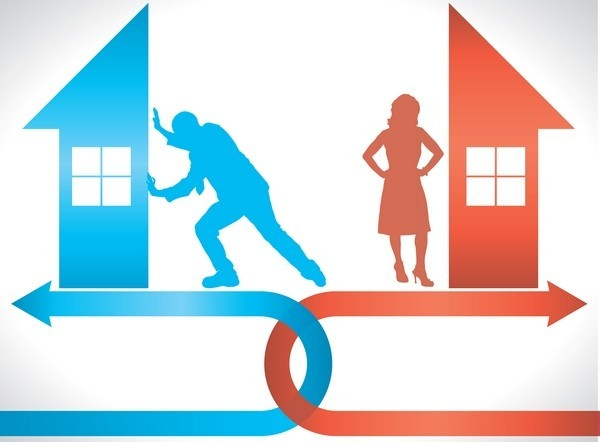 Как делится при разводе нажитое в браке наследство