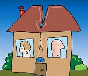 Раздел приватизированного и арендованного земельного участка при разводе