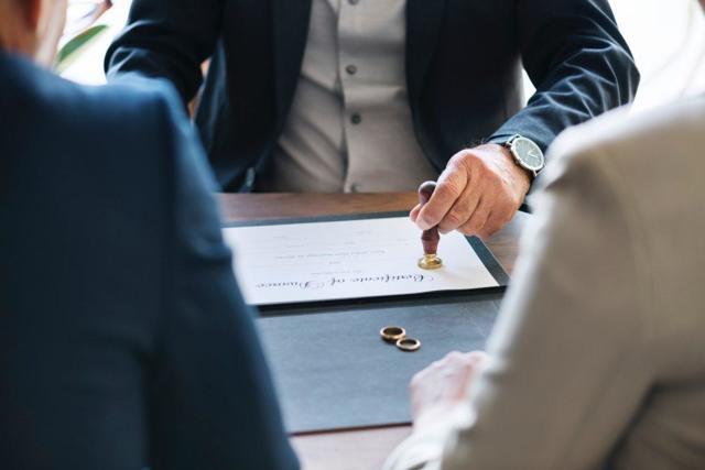 Какие нужны документы для развода с несовершеннолетними детьми
