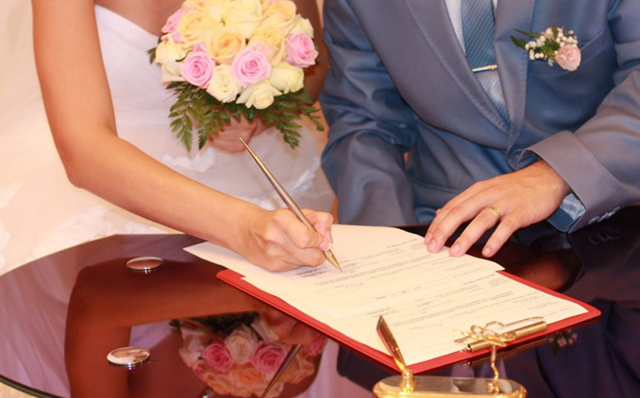 Двойная фамилия при заключении брака: сложности и нюансы