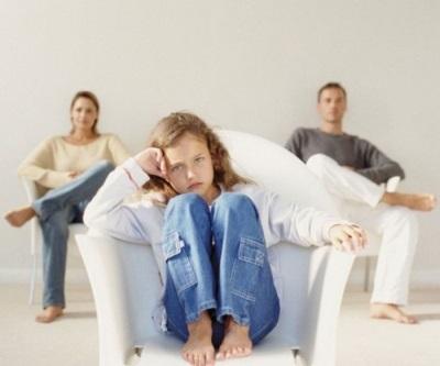 Развод с детьми: проедура, как пережить