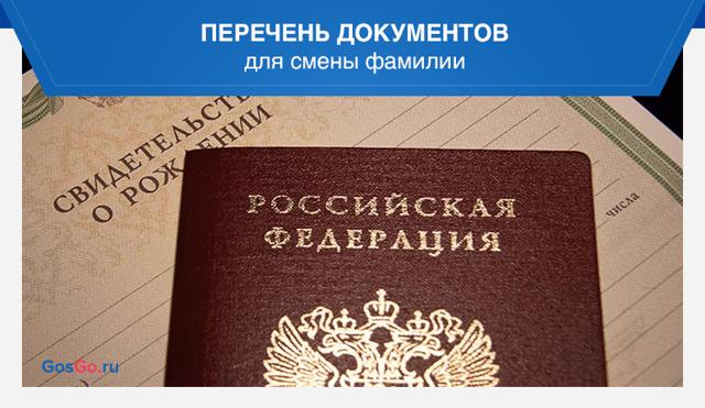 Сколько стоит поменять имя в паспорте: смена имени
