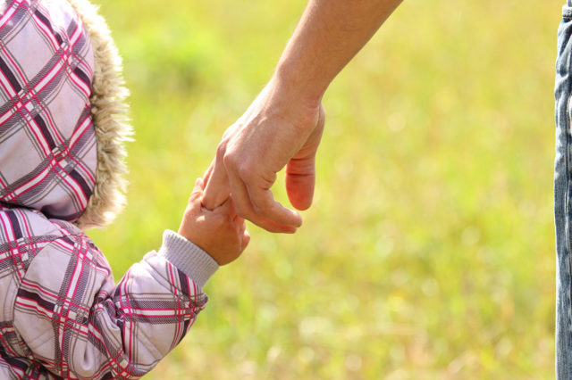 Жизнь с ребенком после развода с мужем