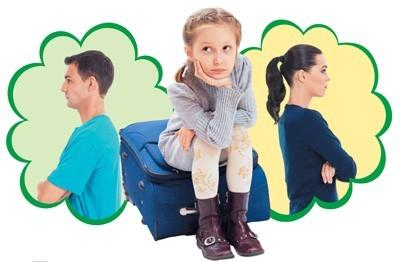 Прописка ребенка после развода родителей