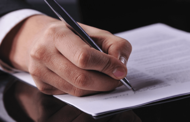 Заявление на получение паспорта форма 1-П: скачать образец и бланк