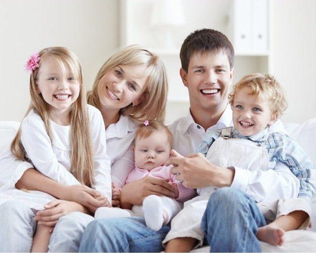 Удостоверение многодетной семьи: как его получить