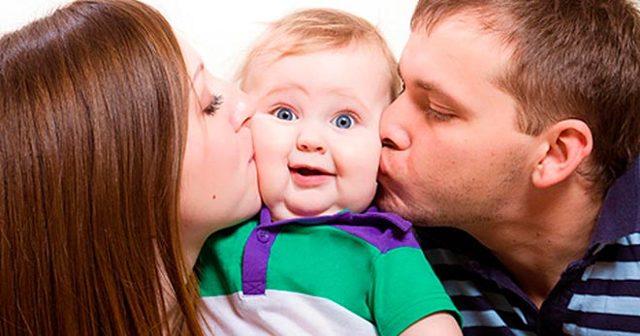 Процесс усыновления из дома малютки