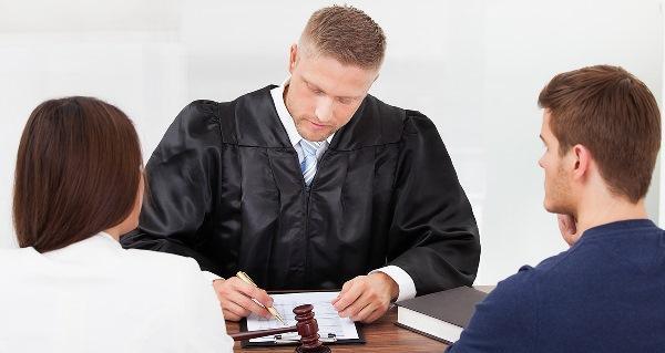 Как подать заявление на развод по почте