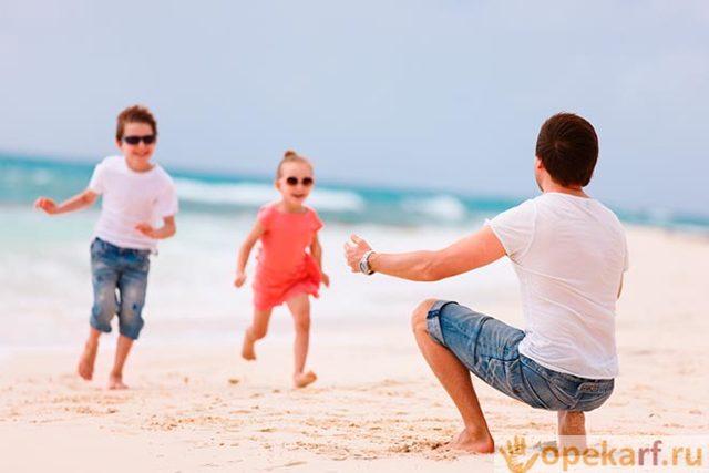 Какие права на ребенка имеются у отца после развода