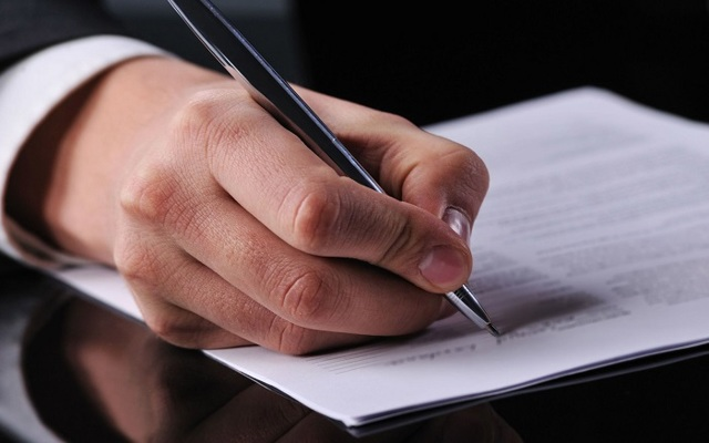 Отмена судебного приказа о взыскании алиментов: образец заявления