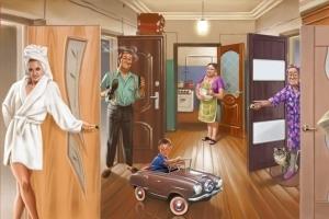Как приватизировать комнату в коммунальной квартире в 2020 году