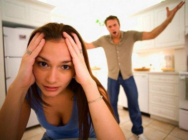 Что делать, если муж пьяный буянит