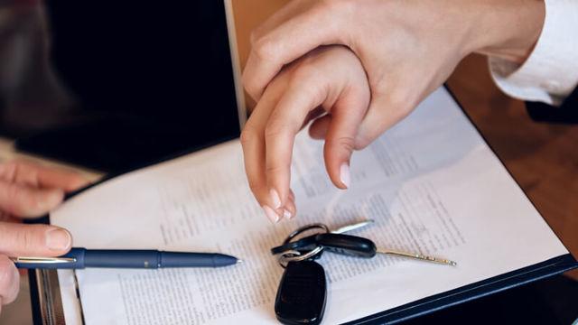 Иск о разделе автомобиля супругов после развода: образец
