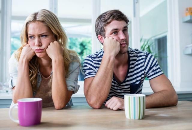 Если муж не любит жену, какие признаки?