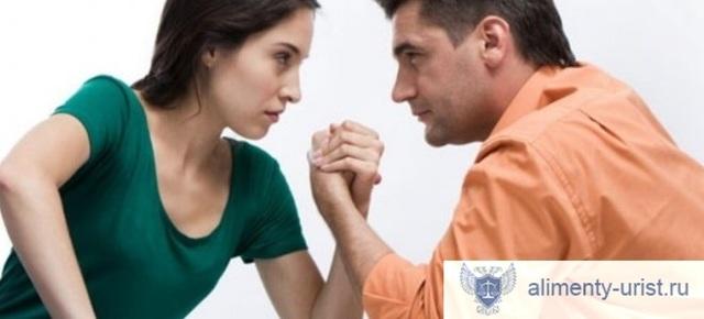 Права жены при разводе с мужем